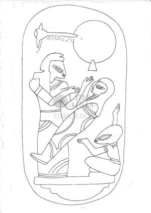 Table 3170 Мумия Mummy